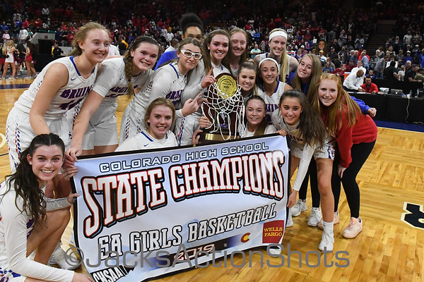 5A State Championship game: Grandview vs Cherry Creek - March 9 2019