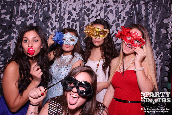 12-06-14 Addison's Sweet 16