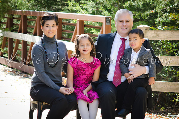 The Holbrook Family