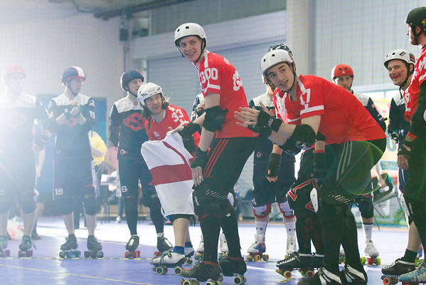 Men's Roller Derby World Cup 2014