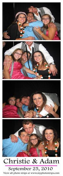 Christie & Adam (9-25-2010)