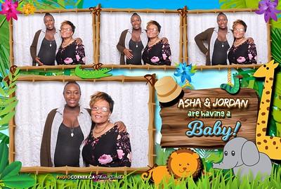 Asha & Jordan's Baby Shower - 02-16-2019