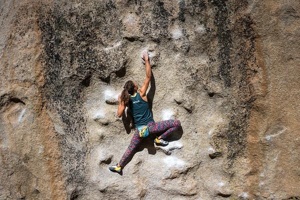 Climbing & Clinics - The Buttermilks