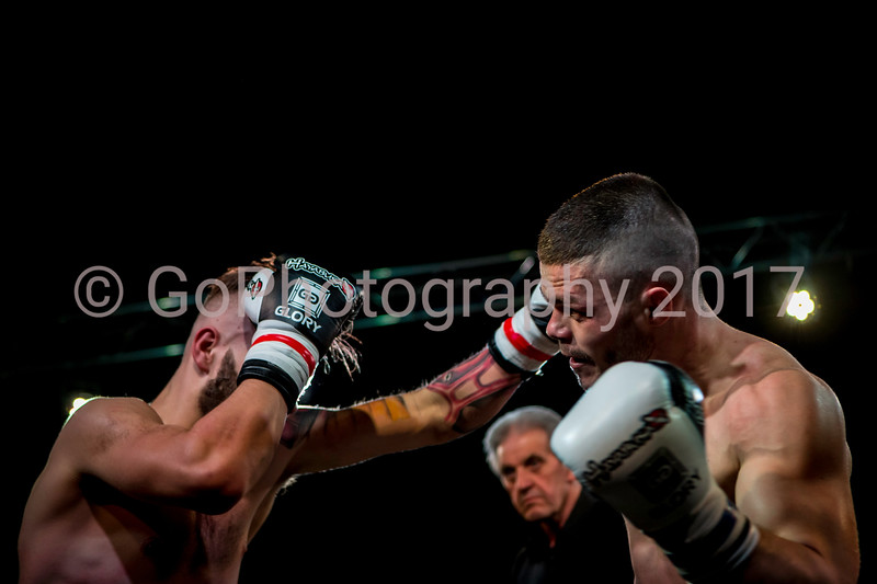 Bailey Sugden vs Adrian Maxim