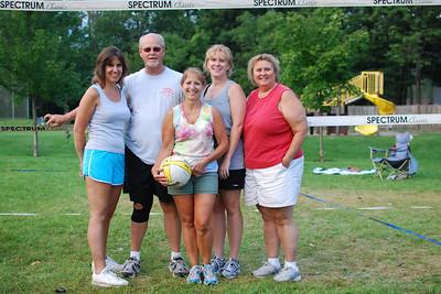 OCD Volleyball - Recreation Teams - 2011