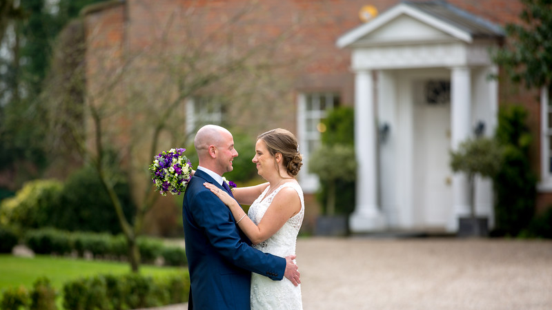 trebor photography - Qualified wedding photographer mulberry house bride and groom in love.jpg