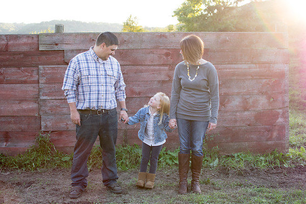 Sayer Family Session