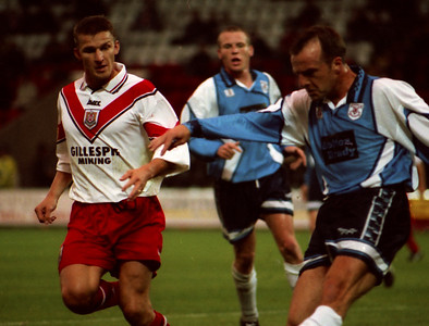 Airdrieonians 1998-99