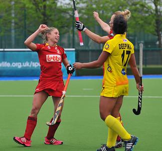 Belgium v India