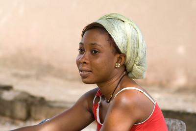 Reis naar Senegal 2008