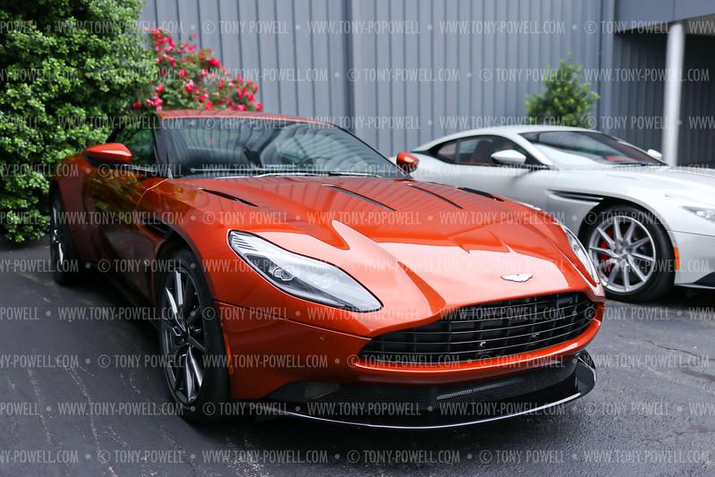 JetLinx Aston Martin Event