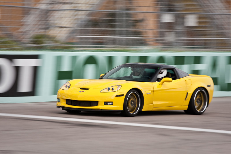 Corvette-Yellow