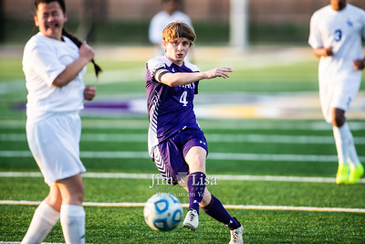 Soccer (Varsity Boys) vs John Marshall, April 5