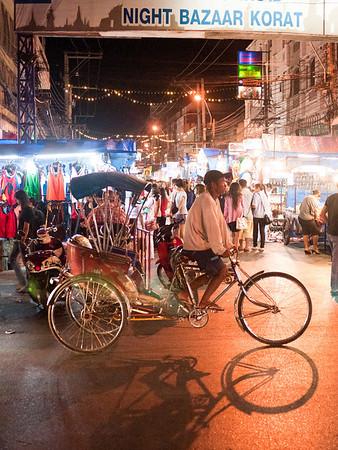 2010-03-01 Last night in Korat/Bangkok