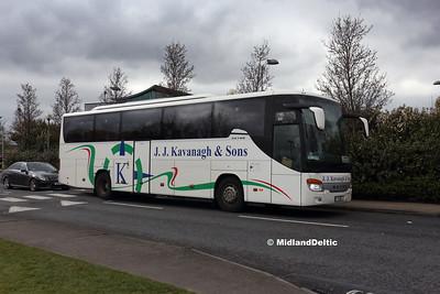 Portlaoise (Bus), 17-03-2018