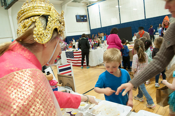 Multicultural Fair - April 2015