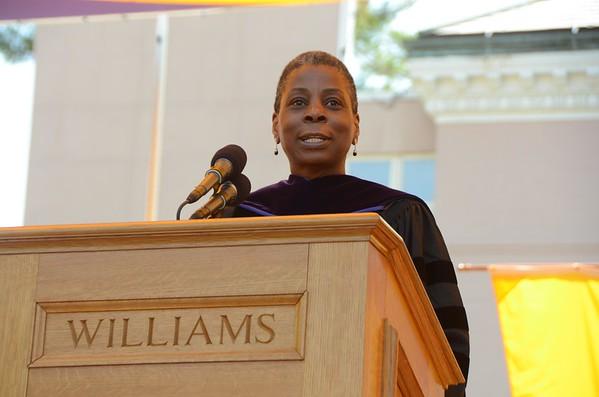 2015 Williams College Commencement-060715