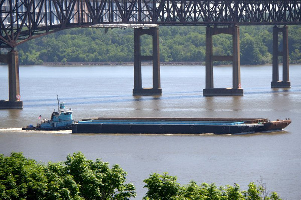 Don Jun Marine Catlin Ann Newburgh Beacon Bridge 6/1/14 10:16