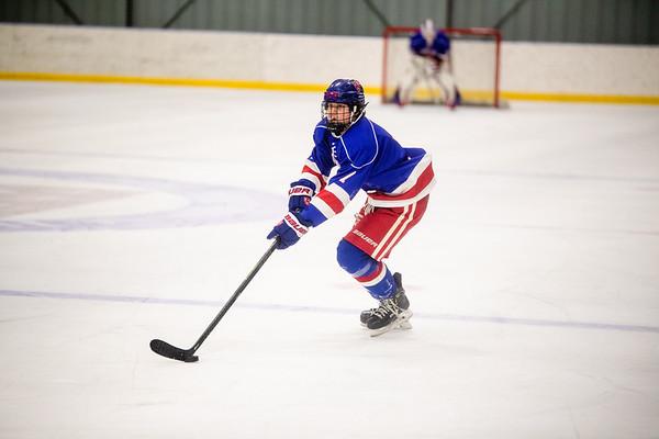 Boys' JV Hockey vs. Proctor   February 21