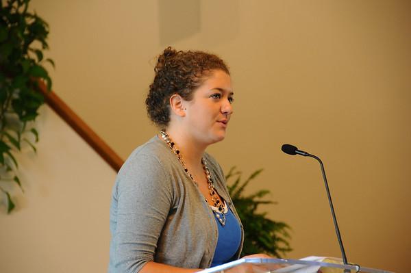 August 21st, 2011 Worship Service