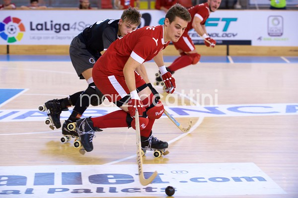 day8 semifinals: Switzerland vs Germany