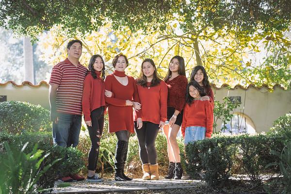 Aquino-Panaligan Family