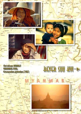 Rêver Suu Kyi (Birmanie)