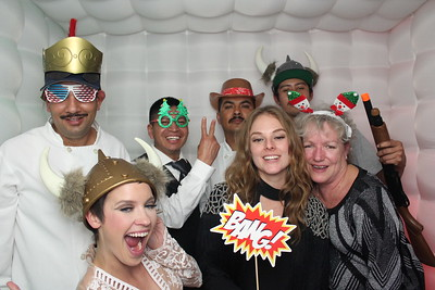 Harbor Grill Holiday Party 2016