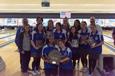 Girls Varsity Bowling Championship –February 7, 2019