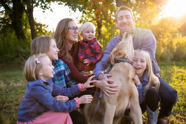 Gillilan Family 2020