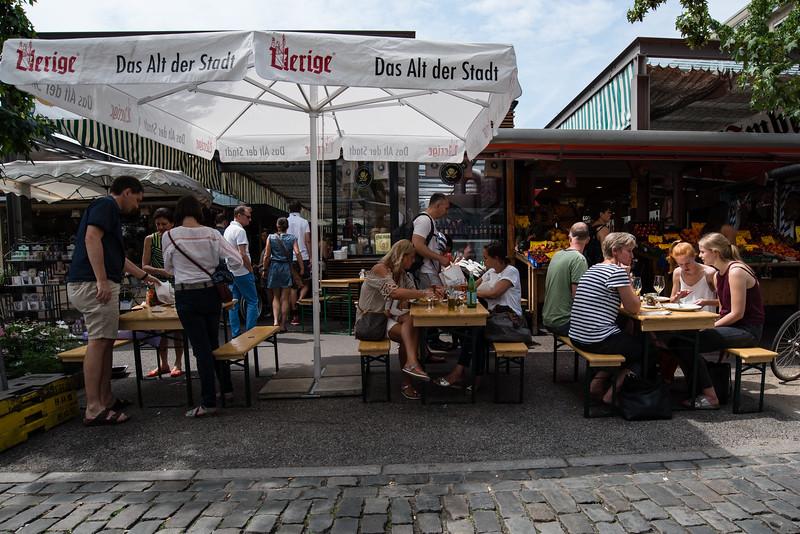 Day 5 - Dusseldorf, July 8th