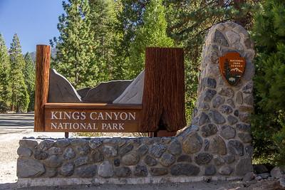 2014 Kings Canyon National Park ~ CA