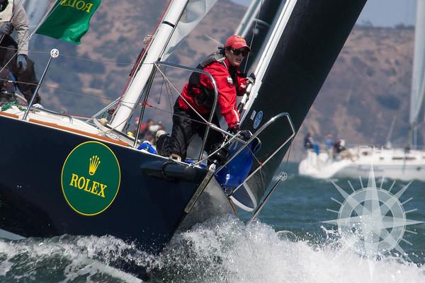 Friday - Rolex Big Boat Series 2017