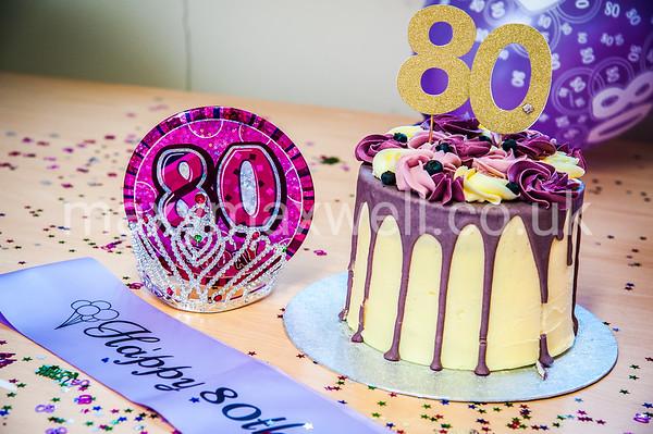 80th Birthday - The Wall Family