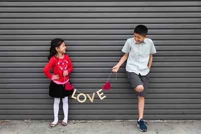 Wong Valentine's Short Story 2019