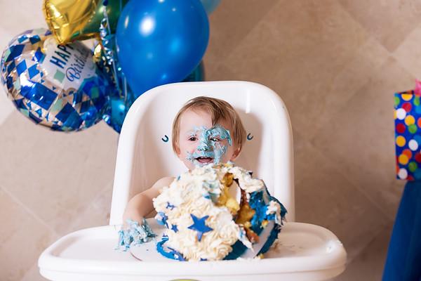 Dax's Cake Smash