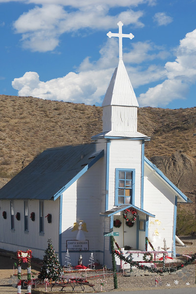 Randsburg Church