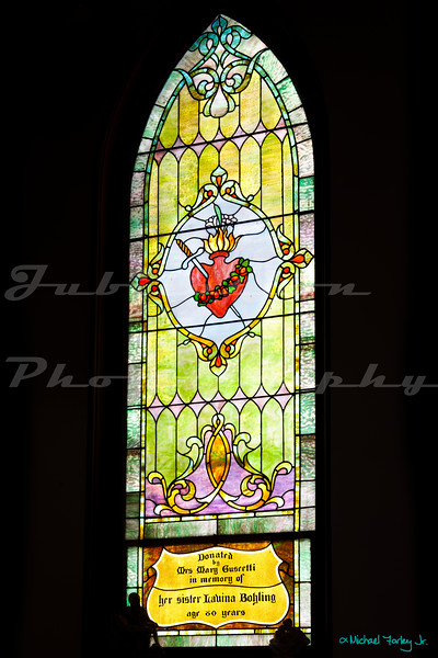 St. Canice Catholic Church, Nevada City, CA.