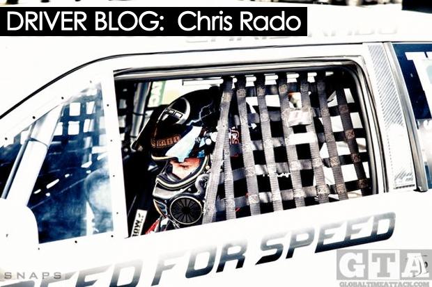 Christian Rado, Chris Rado, Driver Blog, motoiq