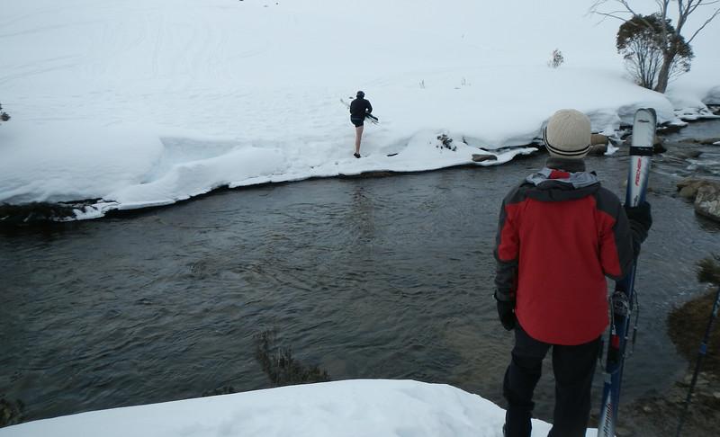 Geehi River Crossing