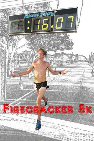 Firecracker 5k, 2011
