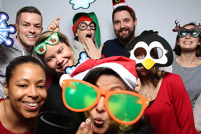 1411 K Street Holiday Party 12.20.18