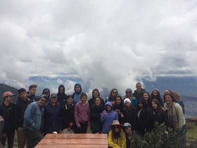 2017 New West Charter Ecuador Program
