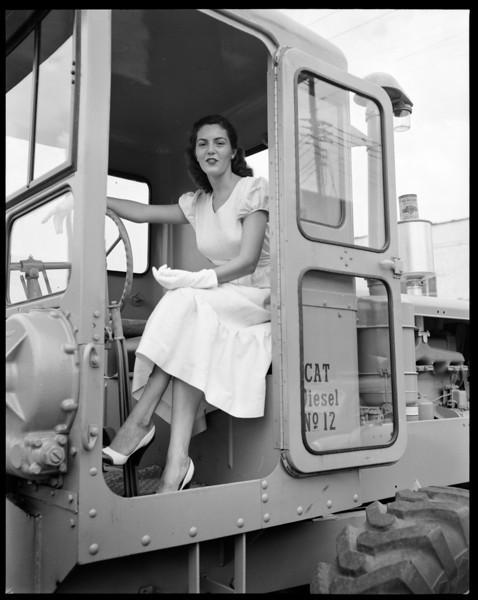 Miss Arkansas 1951