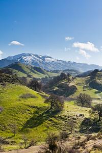 Shell Ridge - Mt Diablo