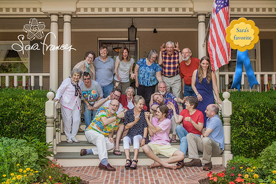 Keyte Family and 90th Birthday