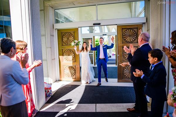 Bountiful Wedding Day