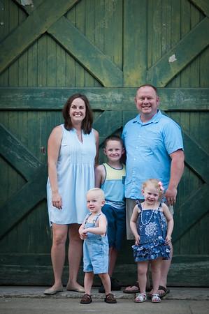 Tucker Family 6-14-2017