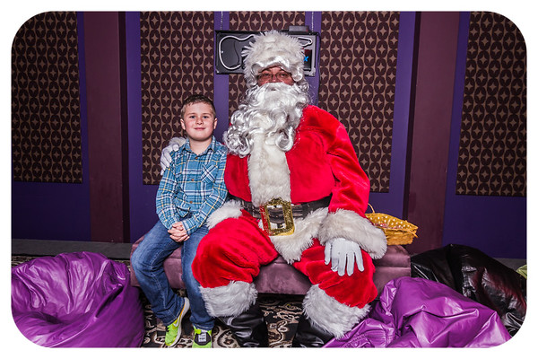 Frederick County Rotary Lunch With Santa 2017