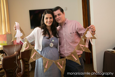 Olivia Robert's Baby Shower